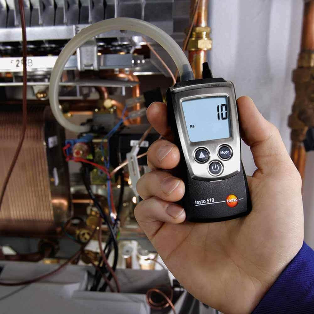 Những ứng dụng của máy đo áp suất