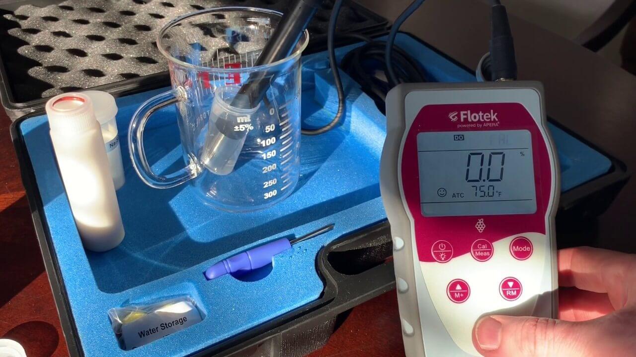 Những ứng dụng của máy đo oxy hòa tan