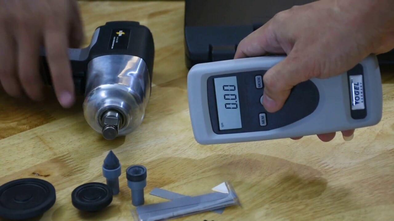 Phân loại máy đo tốc độ vòng quay