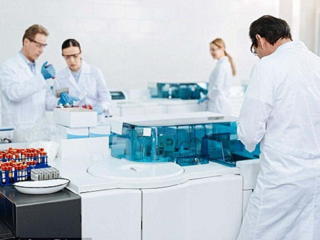 Phân loại thiết bị phòng thí nghiệm
