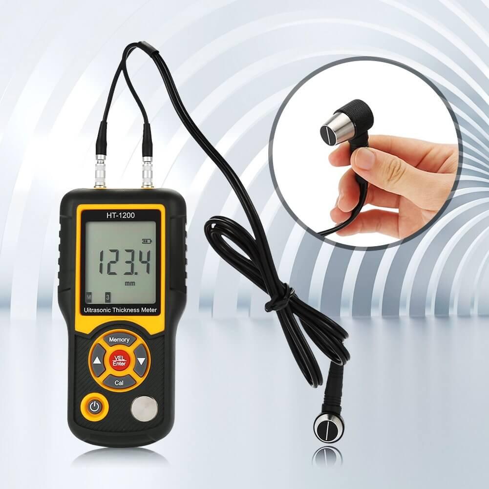 Quy trình hiệu chuẩn máy đo độ dày