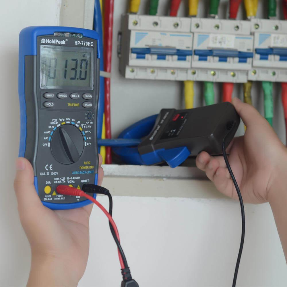 Thiết bị đo điện là gì
