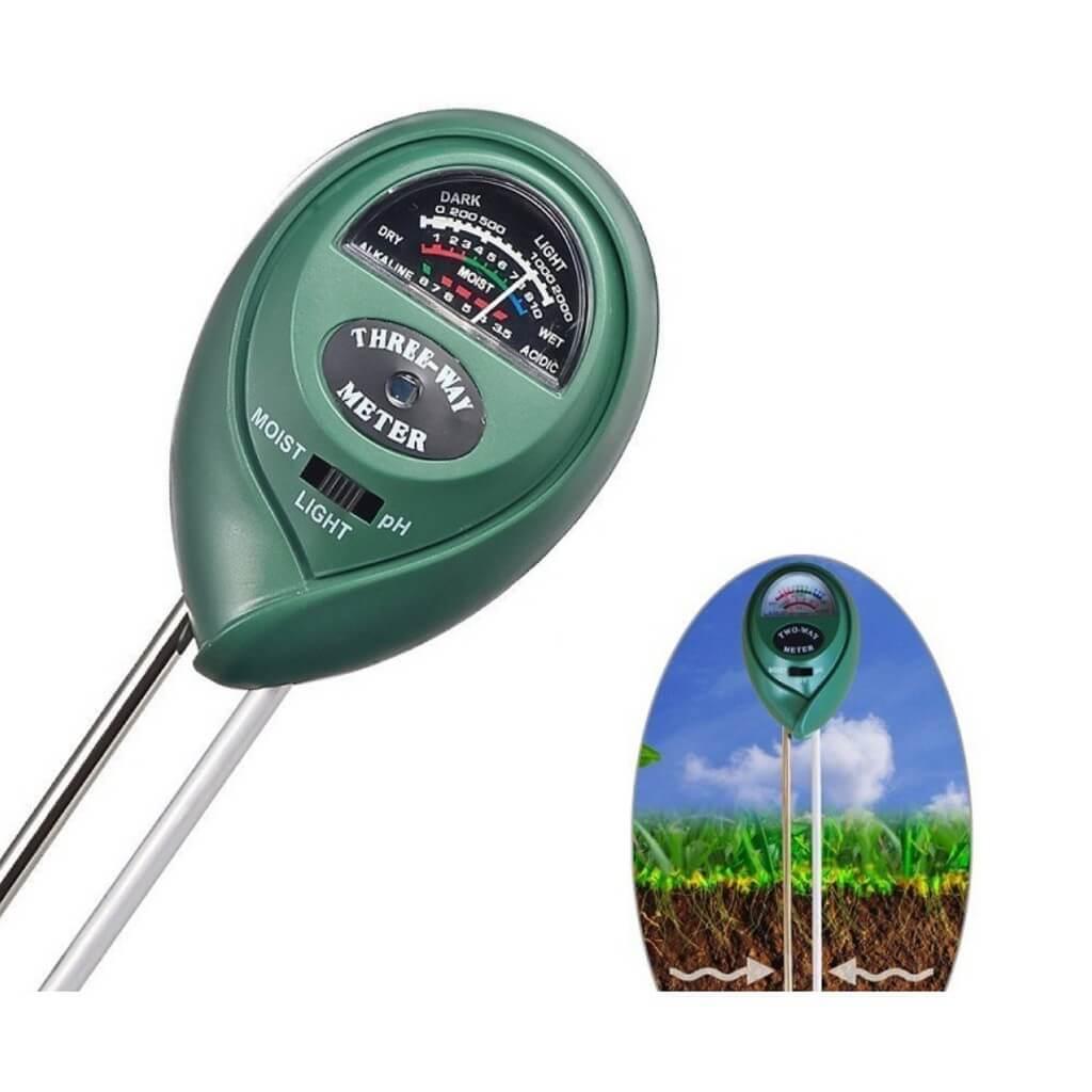 Thông tin về một số loại máy đo pH đất hiện nay