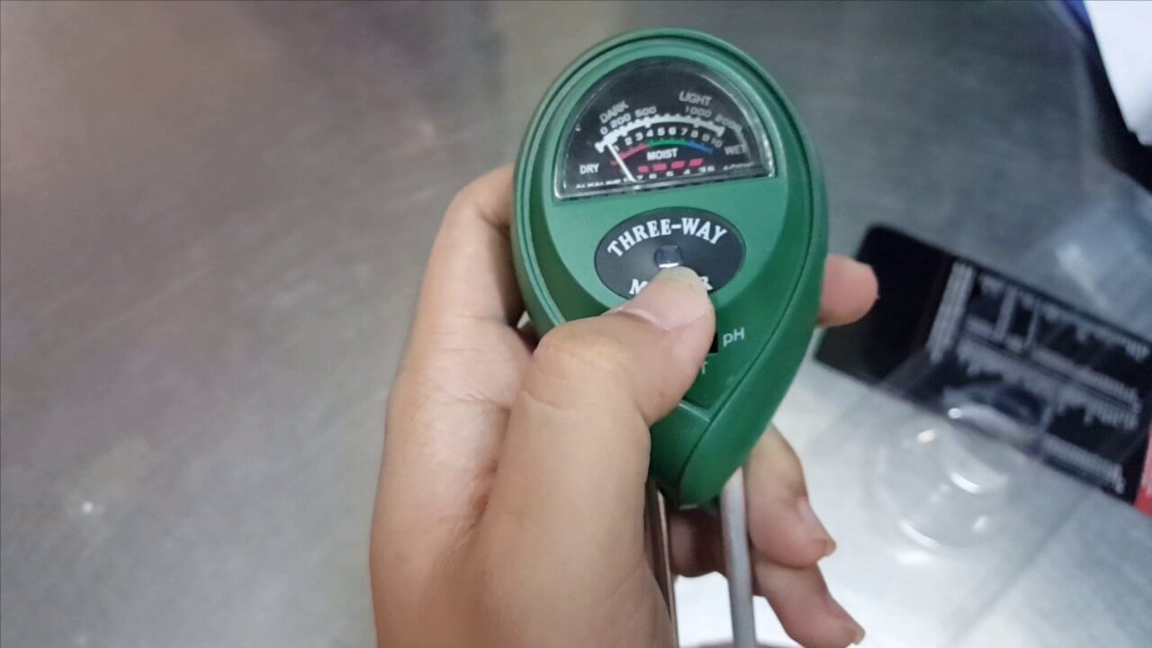 Top 5 máy đo pH đất tốt nhất hiện nay