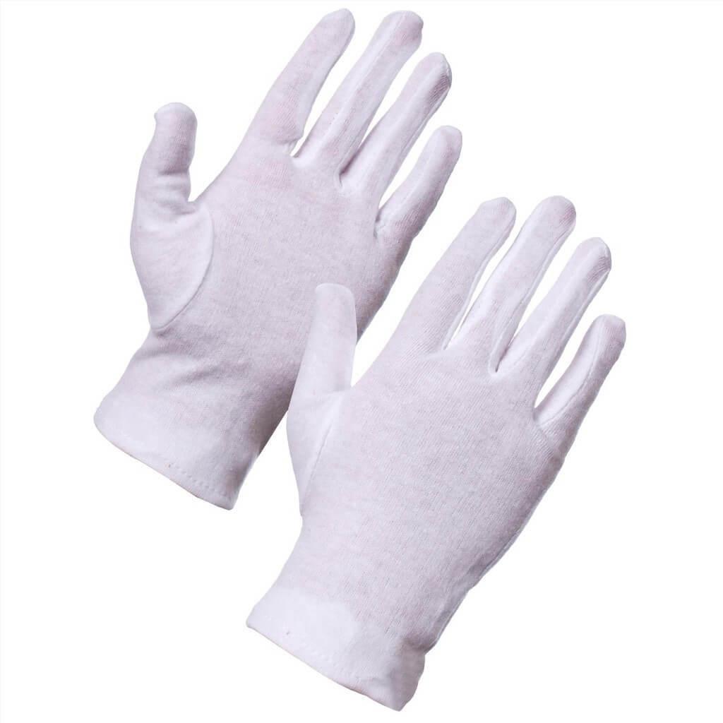 Găng tay bảo hộ vải-sợi-cotton