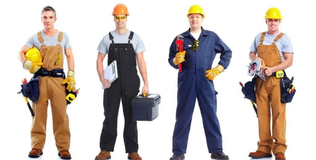 Trang thiết bị bảo hộ lao động bao gồm những dụng cụ gì?