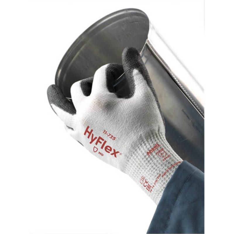 Khái niệm của găng tay chống cắt