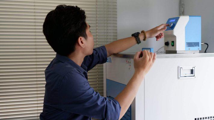 Lưu ý khi bảo quản và sử dụng bể ổn nhiệt