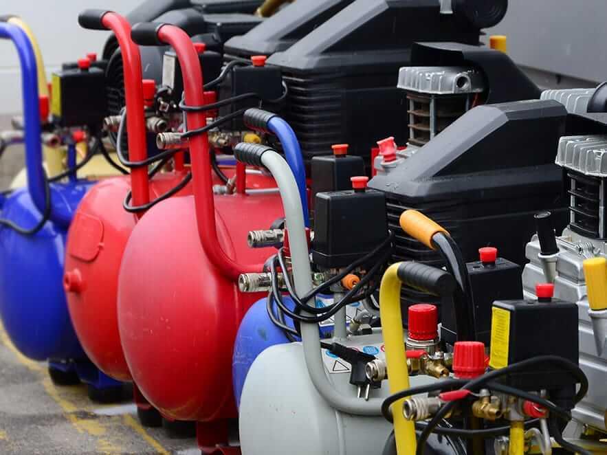 Chọn mua máy nén khí sao cho tốt nhất?