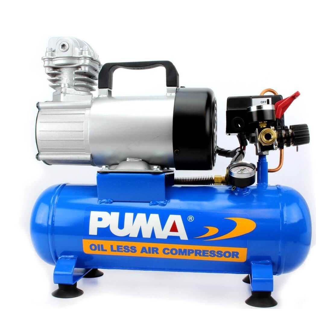 Máy nén khí công nghiệp Puma