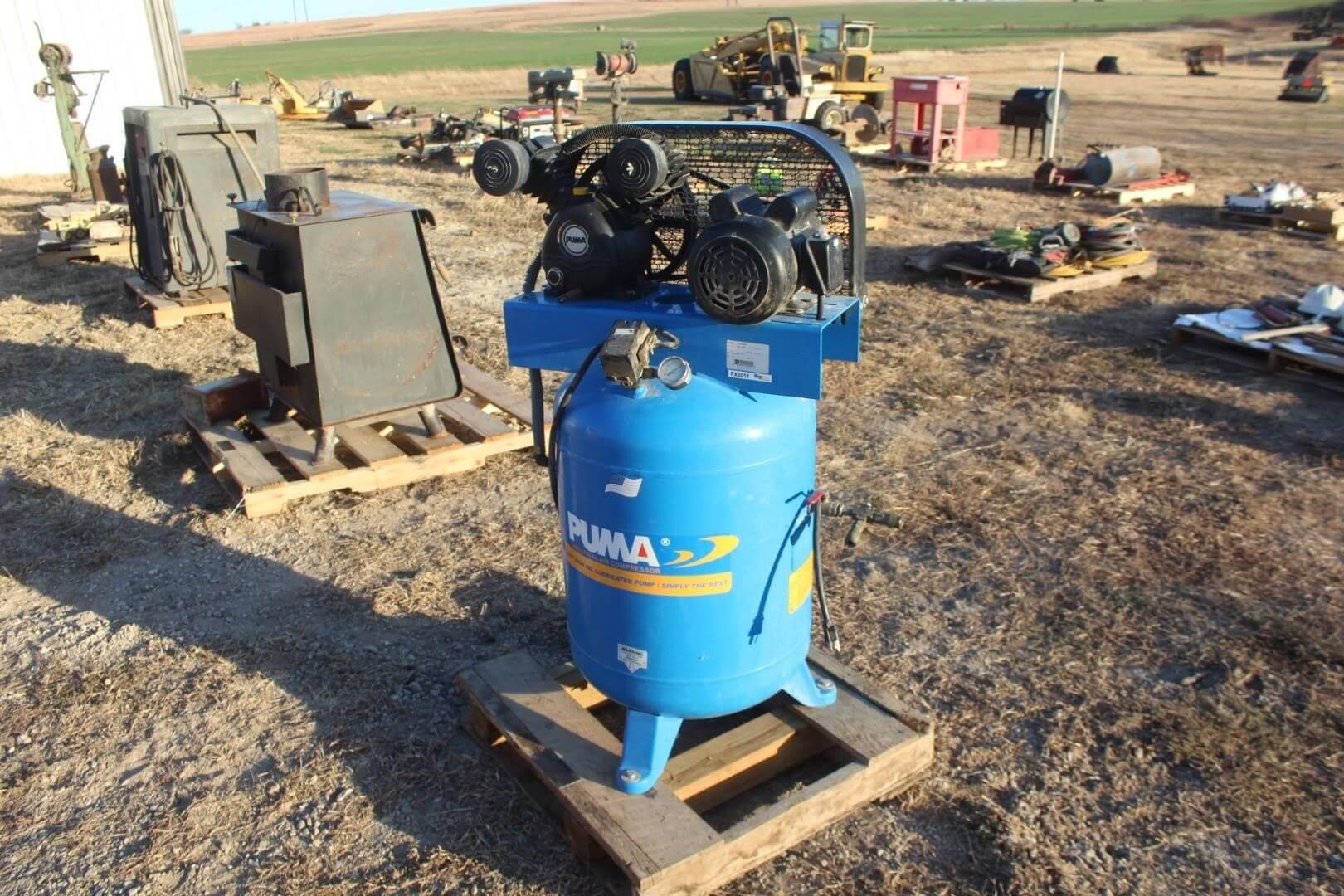 Một số ứng dụng cần biết của máy nén khí
