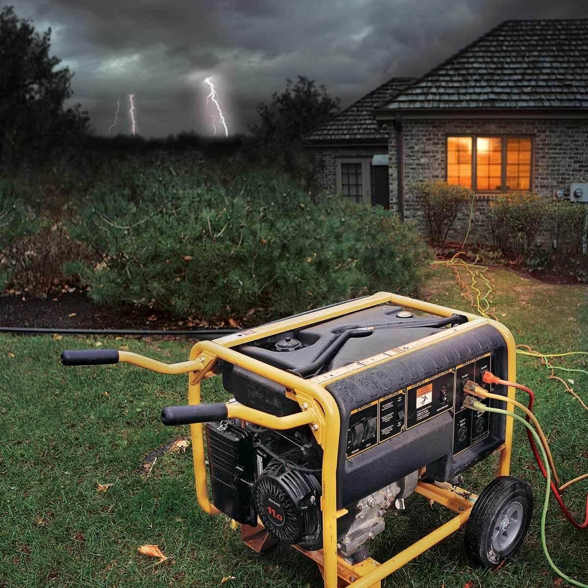 Nguyên lý khi hoạt động của máy phát điện