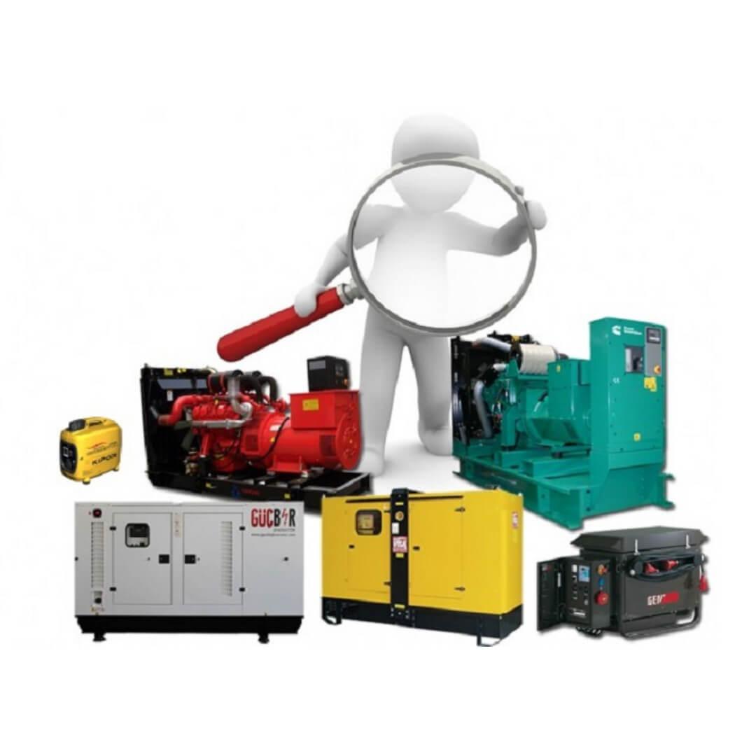 Tìm hiểu công suất hoạt động của các loại máy phát điện